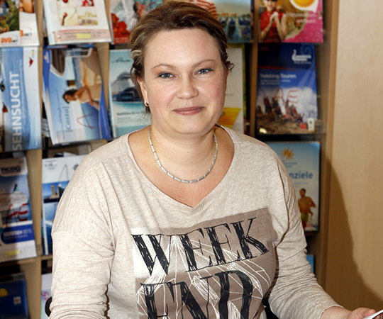 Karina Dachroth Städtereisen, Europa