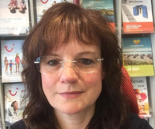 Kathrin Köppen Kreuzfahrt- und Flugspezialist (Businessbereich)