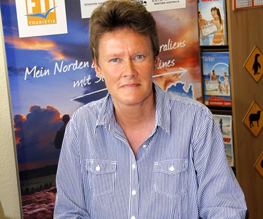 Kerstin Krause Australien Asien  Kanaren